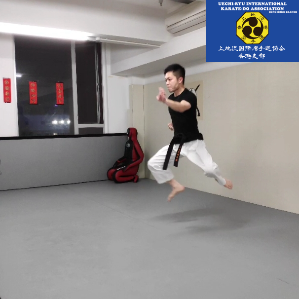 Bill Ng, the Flying Tiger of Uechi-Ryu Karate Hong Kong (HK)